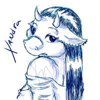 Xandra Cow by Kyomana