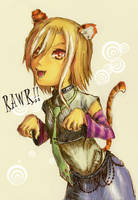 Rawr by lordless