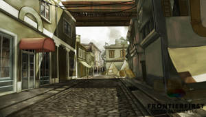 Grand Street by lordless