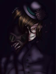 Fredrick- plague inflictor (doctor) by clawsthecreepypasta