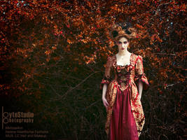 Lady Melissa of the Red by ByteStudio