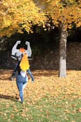 Hyrule in Autumn by NekoNariko