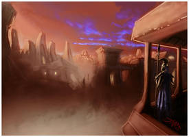 Morrowind by Demi-urgic