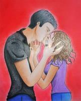 True love by Darklunai
