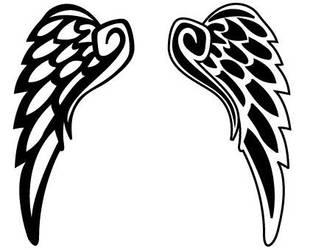 Angel Wings by Darklunai