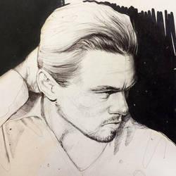 Leonardo DiCaprio by MaryRiotJane