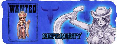 Wanted Neferubty Sig by Neferubty