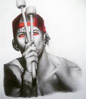 Josh Dun by BlurryMLS