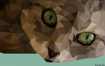 Poly Cat. (4k) by KRImSIN117