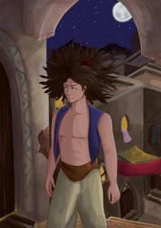 Aladdin Hagakure by Alina97r