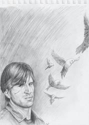 Murphy Pendleton by HavoCat