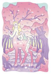 Tree Antlers by ValeXn