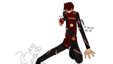 ninjago kai by urukiandsirika