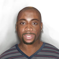 Portrait_2 - Digital Painting by mediamaster