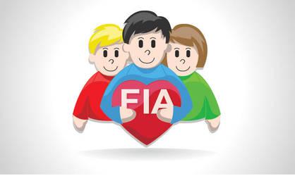 FIA - Logo Design by mediamaster