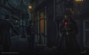 The Alley by ManuxGame