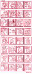 Hourly Comics Day 2019 by fairyquartz