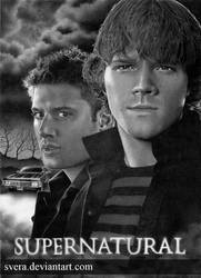 Supernatural by Svera