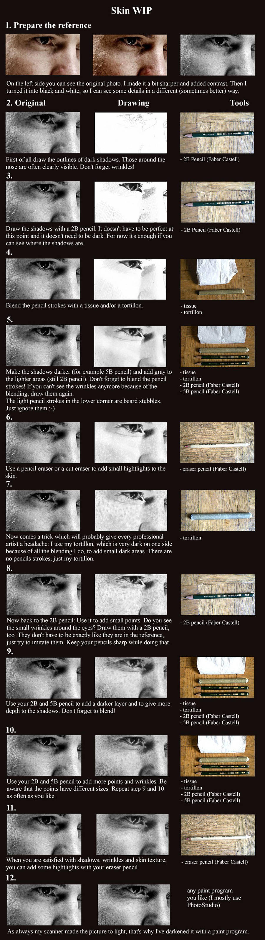 Skin tutorial by Svera