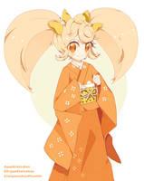 Hiyoko Saionji by pankiwicakes