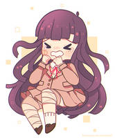 Mikan! by pankiwicakes