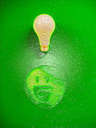 Flubber's Idea by Evves