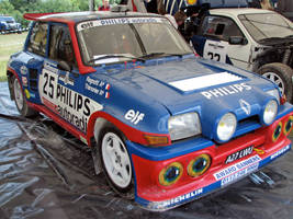 Renault 5 Maxi Turbo by smevcars