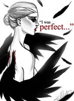 Black Swan - I was Perfect... by Krissy-Vee