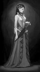 Lady by Krissy-Vee