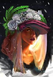 Oracle Princess by Krissy-Vee