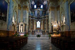 San Sebastiano's Church by Braioz