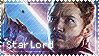 (Marvel) Star Lord - Stamp by Paolachief117
