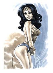 Wonder Woman by Braojos