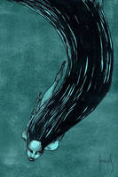 Mermaid by Braojos