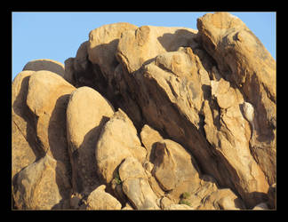 Rock Pile I by canology