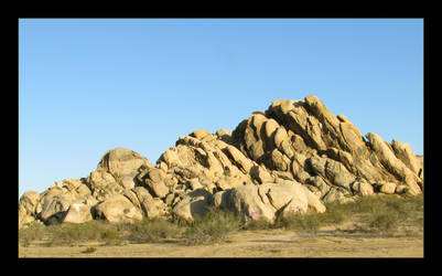 Rock Pile III by canology