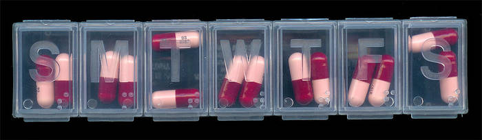 Pill Box by abattoir
