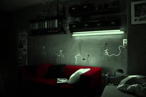 Hoehlenmalerei by Juuro