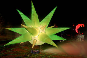Gruener Star by Juuro