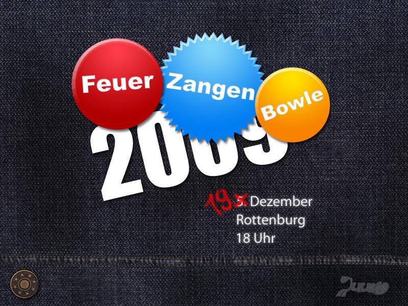 Feuerzangenbowle 2009 by Juuro