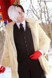 Cruella deVil by hades-cosplay