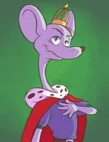 Little King John by MaudeDraws
