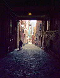 Post Alley II by Baq-Stock