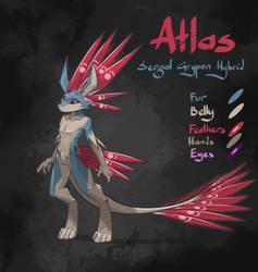 Atlas by RatchaArt
