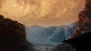 Mt. Landscape by Vensin
