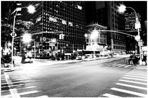 Manhattan by Quatroversion