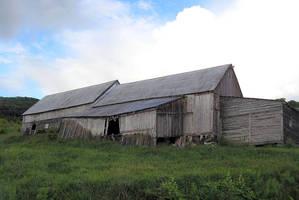 An Old Barn 03 by JocelyneR