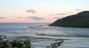 Low Tide at Sunrise by JocelyneR