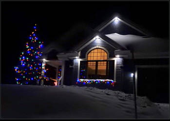 Happy Holidays! by JocelyneR