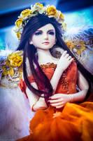 Mysterious Angel by AmazingKawaguchi